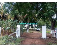 3 Acres Farm land sale located at Palladam,Trichy Road