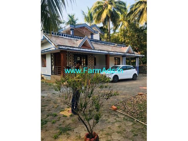 20 Cents Land with House for Sale near Karkala