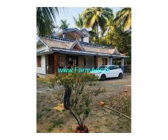 20 Cents Land with House for Sale near Karkala