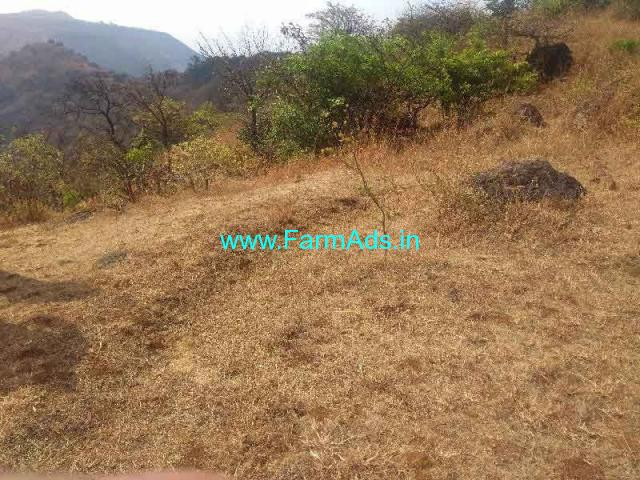 Dam View 40 Acre Agriculture Land for Sale Near Virar
