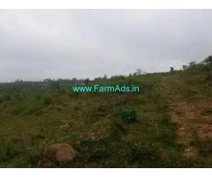 4.75 Acres Agriculture Land for Sale Near Denkanikottai