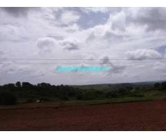 33 Acres Agricultural Land for Sale Near Denkanikottai