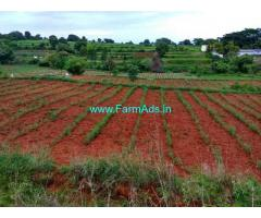 33 Acre Farm Land for Sale Near Denkanikottai