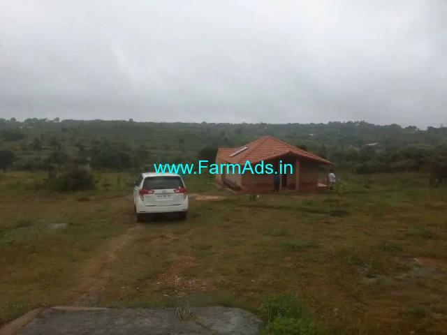 2 Acre Farm Land for Sale Near Thally,45kms from Silk Board