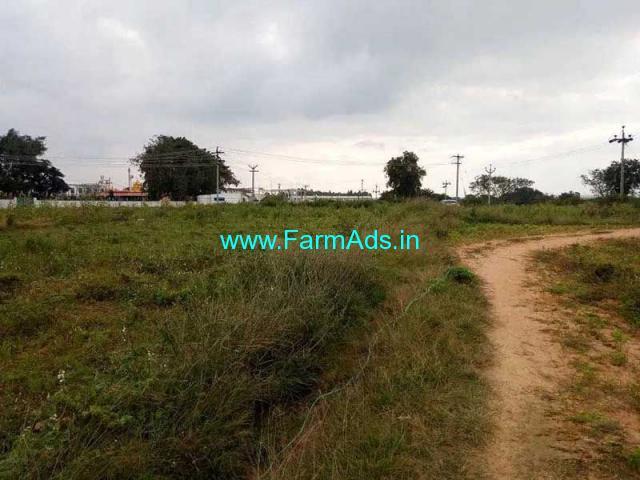 2.56 Acres Farm Land for Sale Near Thally,DenkaniKottai road