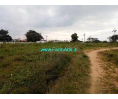 2.56 Acres Farm Land for Sale Near Thally,DenkaniKottai road
