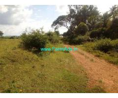 2.5 Acres Farm Land for Sale Near Thally,Jowlagiri Road