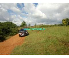 2.5 Acres Farm Land for Sale Near Thally,Jowlagiri Road