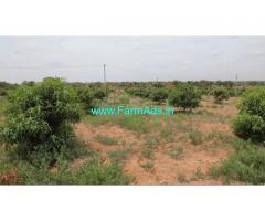 72 Acres Farm Land for Sale Near Gauribidanu