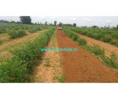 50 Acres Farm Land for Sale Near Pavagada