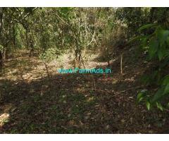1.70 Acre Farm Land for Sale Near Cherunali,Kavundikkal
