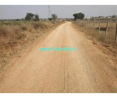 100 Acres Agriculture Land for sale near Amangal,Srisailam highway