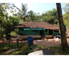 6.80 Acre Farm Land for Sale Near Cherunali,Kavundikkal