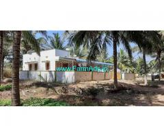 4.50 Acres Agriculture Land with PoultryFarm Sale near Pappampatti Pirivu