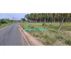6.50 Acre Agriculture Land for Sale Near Dharapuram