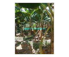 3.10 Acre Farm Land for Sale Near Attappadi