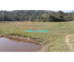 2 Acres Farm Land for Sale Near Sakleshpur