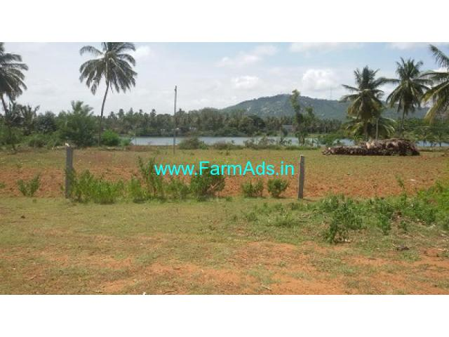 1 Acre Plain Agriculture Land for Sale near Airport Road,Nanjangud highway