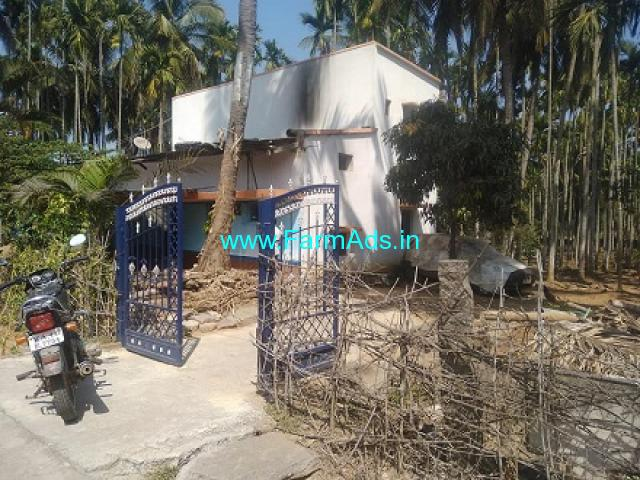 1.15 Acre Agriculture Land for Sale near Kudur