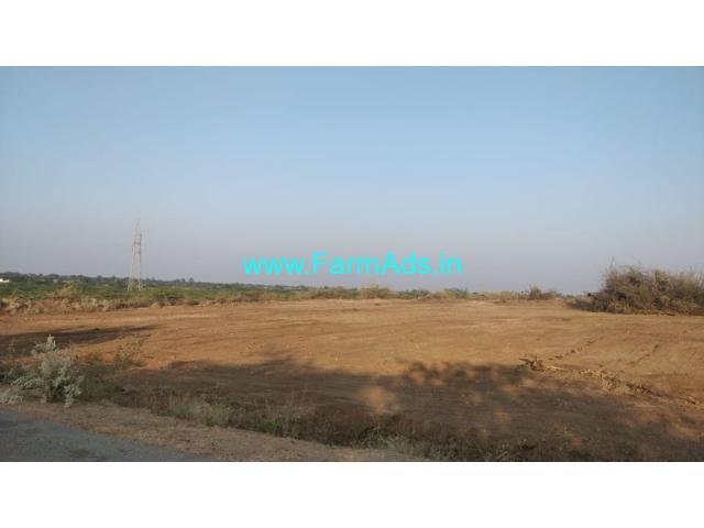 14 Acre Agriculture Land for Sale Near Hiriyur, NH4
