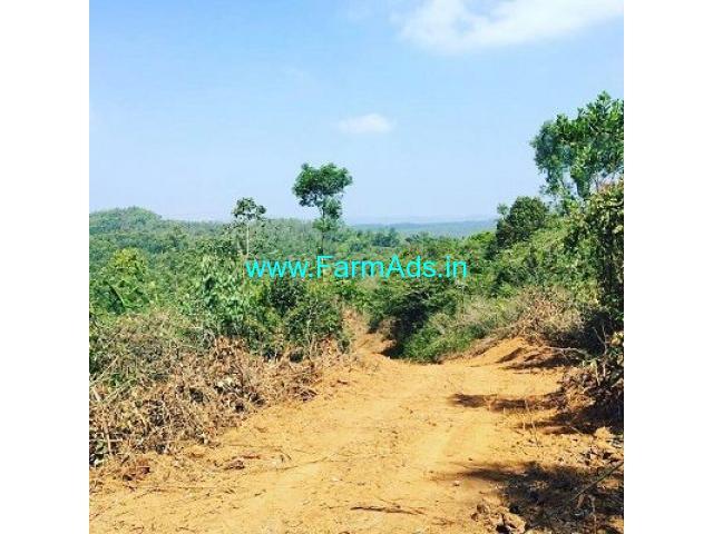2 Acre Farm Land for Sale Near Mudigere
