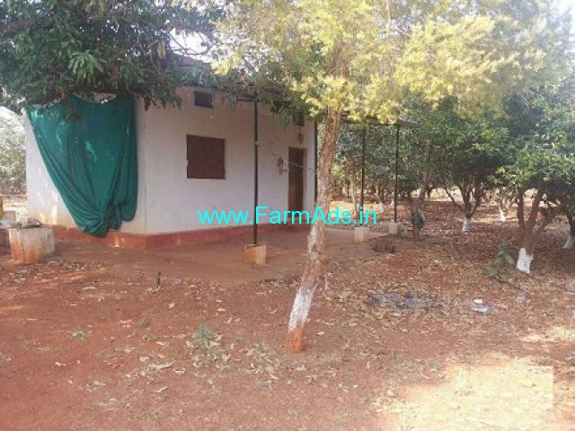 7.50 Acre Agriculture Land for Sale Near Zahirabad,NH65