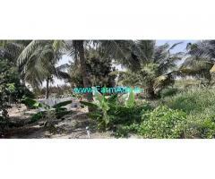3.80 Acre Farm Land for Sale Near Kudimangalam