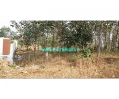 20 Acre Agriculture Land for Sale Near Salwad