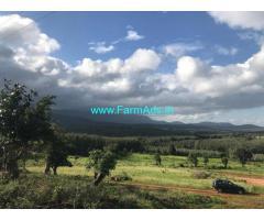 26 Acres Farm Land for Sale Near Chikmagalur