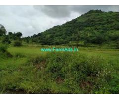 24 Gunta Agriculture Land for sale Near Sangavi