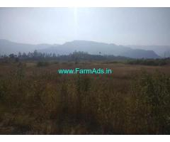 26 Gunta Agriculture Land for sale Near Potal