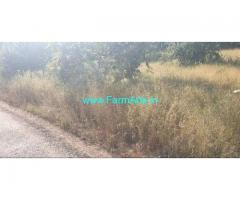 60 Gunta Agriculture Land for sale Near Shilar