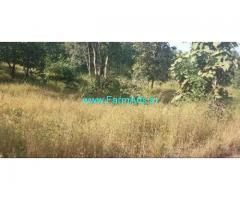 60 Gunta Agriculture Land for sale Near Shilar