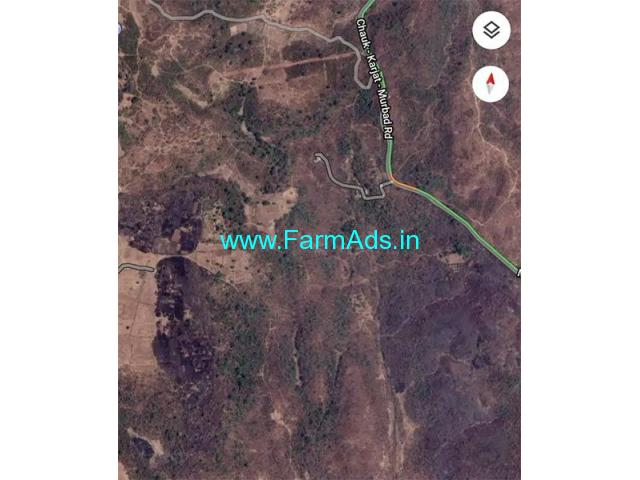 500 Acre Agriculture Land for Sale Near Karjat