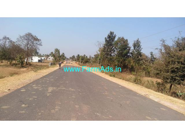 5 Acre Agriculture Land For Sale in Bogadhi Gaddige Main Road
