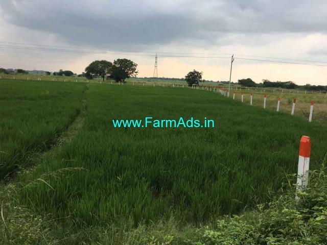 Medak Highway Facing 2.16 Acres Farm Land for Sale near Jogipet
