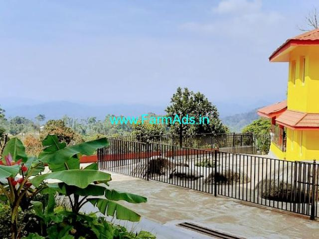 5 Acres Beautiful Landscape Property for Sale Near Coorg