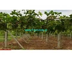 16 Acres Farm Land for Sale Near CK Palli,KIA Motors