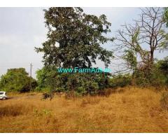 24 Gunta Agriculture Land for Sale Nijampur,Mangaon
