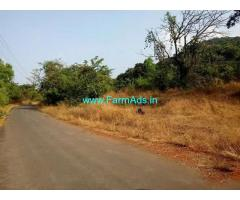 24 Gunta Agriculture Land for Sale Nijampur,Mangaon