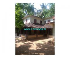 30 Cents Land with House for Sale near Mannarkad