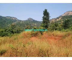 101 Guntha Agriculture Land for Sale Near Radisson Blu Resort, Karjat