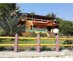 3 Acre Farm House for Sale Near Takve,Karjat Murbad State Highway