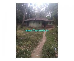 12 Cents Riverside Agriculture Land for Sale near Attapady