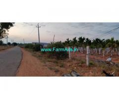 5 Acres Farm Land for Sale Near Hiriyur