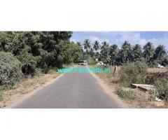 8 Acre Agriculture Land for Sale Near Mettukadai