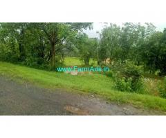 1 Acre Farm Land for Sale Near Bramhanghar
