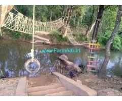 1.04 Acre Farm Land with Home Stay for Sale Near Hassan