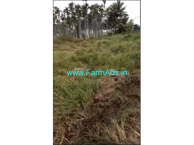 Lake side 4.20 Acres Agriculture Land for Sale near Sira