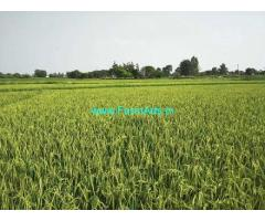 1 Acre Agriculture Land for sale Near Shivampet